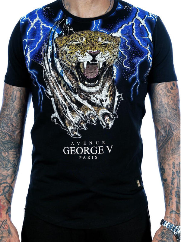 George V-Lighting Jaguar-Black