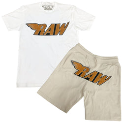 Raw-Own The Now Set-Cream