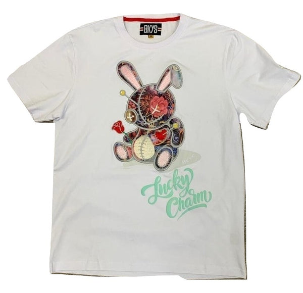 BKYS-Lucky Charm Tee-White