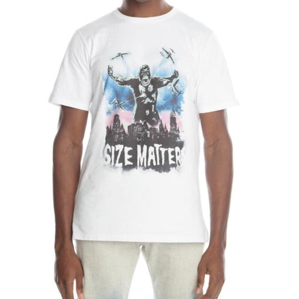 Cult Of Individuality-Size Matter Tee-White-620B7-K48A
