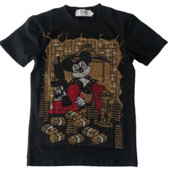 DNA-Rich Mickey-Black