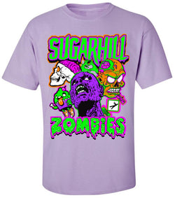 Sugarhill-Zombies Tee-Orchid-SH-JUL-14