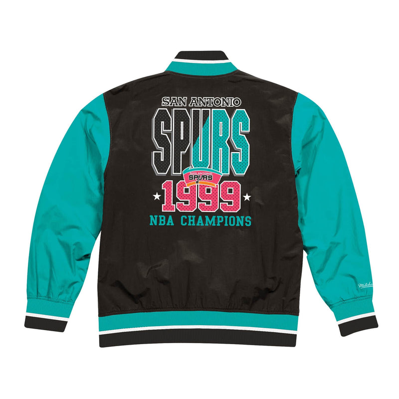 Team History Warm Up Jacket 2.0 San Antonio Spurs