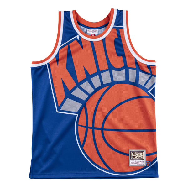 Big Face Jersey New York Knicks