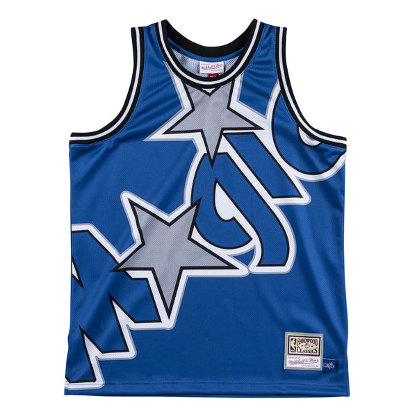 Big Face Jersey Orlando Magic
