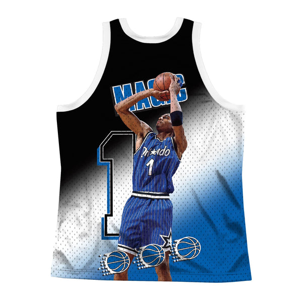 Behind The Back Tank Orlando Magic Penny Hardaway
