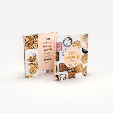 100 Cookies Cookbook Chronicle Books