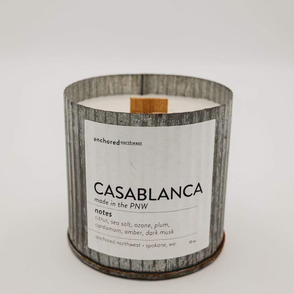 Casablanca Candle Candle Anchored Northwest