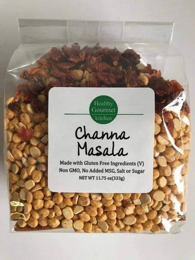 Channa Masala Food and Beverage Healthy Gourmet Kitchen