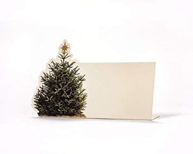 Christmas Tree Place Cards Placecards Hester and Cook