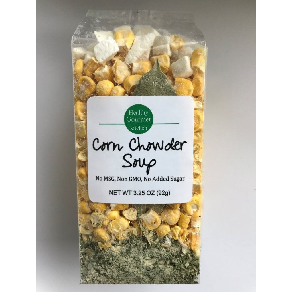 Corn Chowder Mix Food and Beverage Healthy Gourmet Kitchen