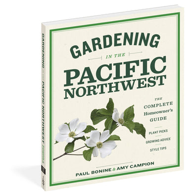 Gardening in the Pacific Northwest Book Workman Publishing