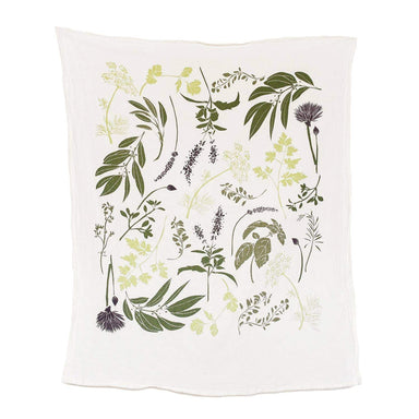 Herb Garden Towel Tea Towel June & December