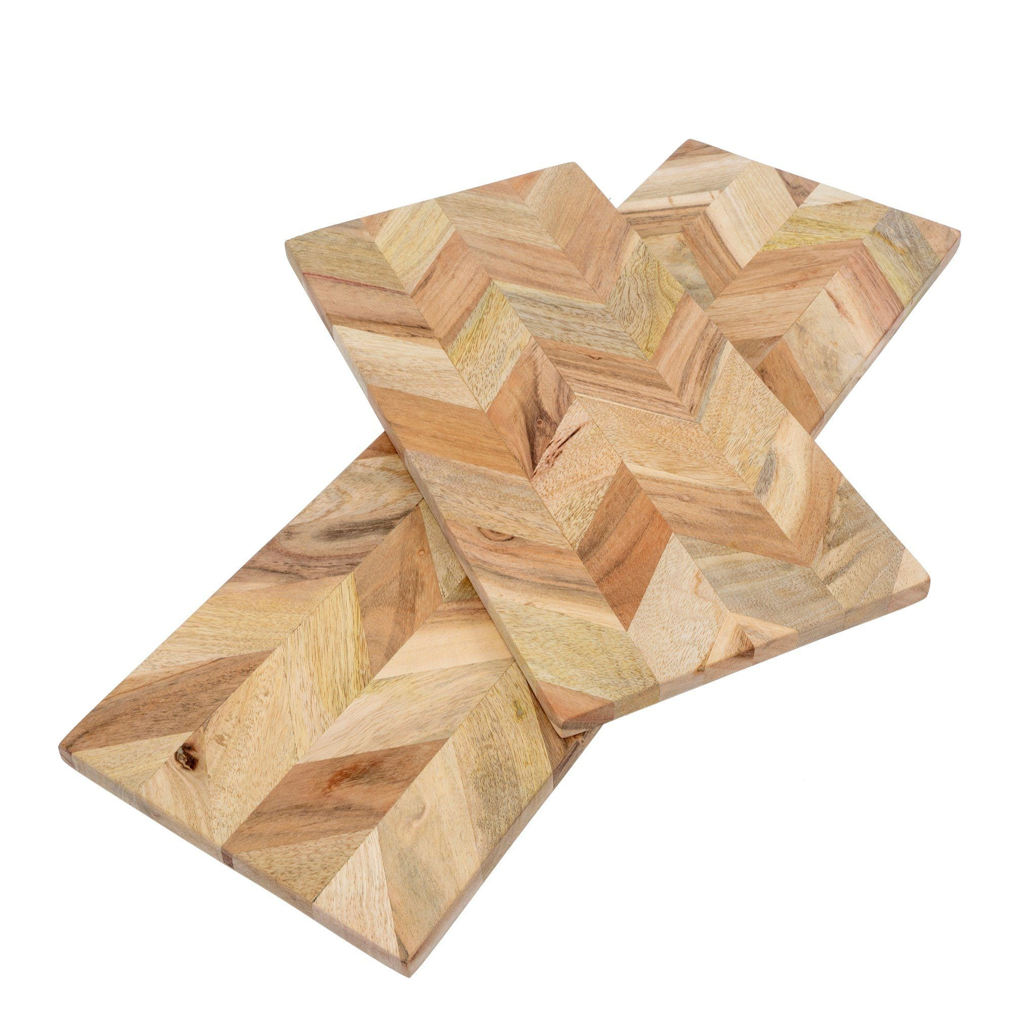 Herringbone Cheese Board Cutting Board Indaba