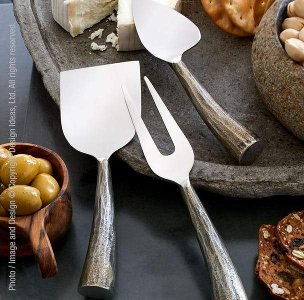 Hildgrim Cheese Knives, Set of 3 Cheese Knives Design Ideas
