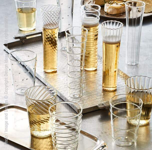 Livenza Champagne Flutes, Set of 6 Drinkware Design Ideas