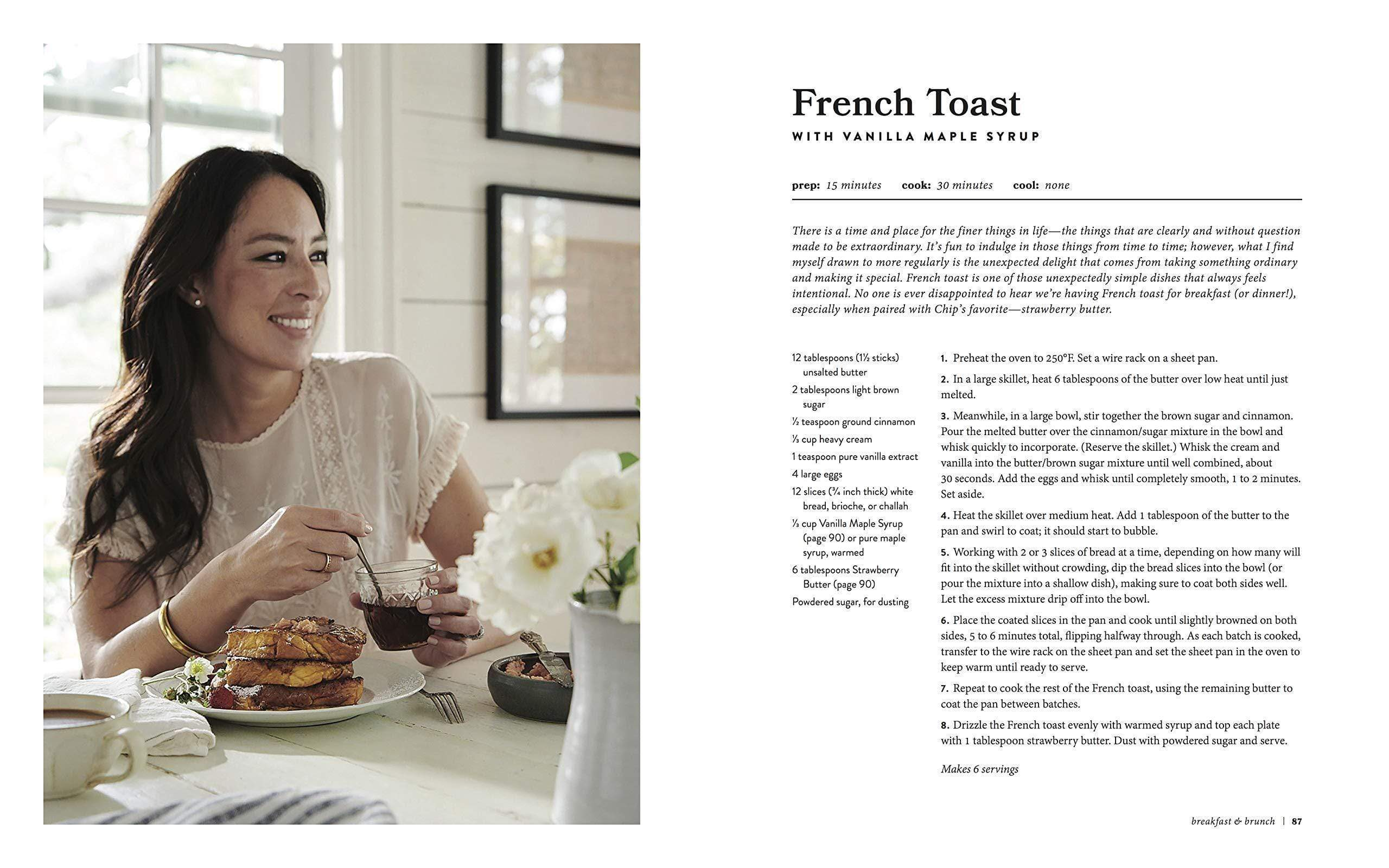 Magnolia Table, Volume 2 Cookbook Harper Collins