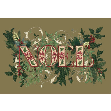 Noel Placemat Placemats Hester and Cook