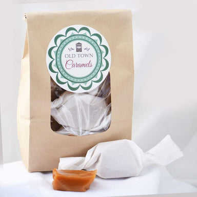 Old Town Sea Salt Caramels - 12 oz. Sweets Old Town