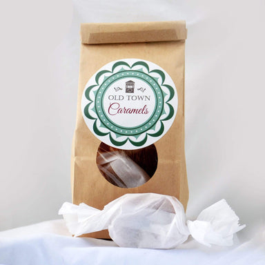 Old Town Sea Salt Caramels - 6 oz. Sweets Old Town