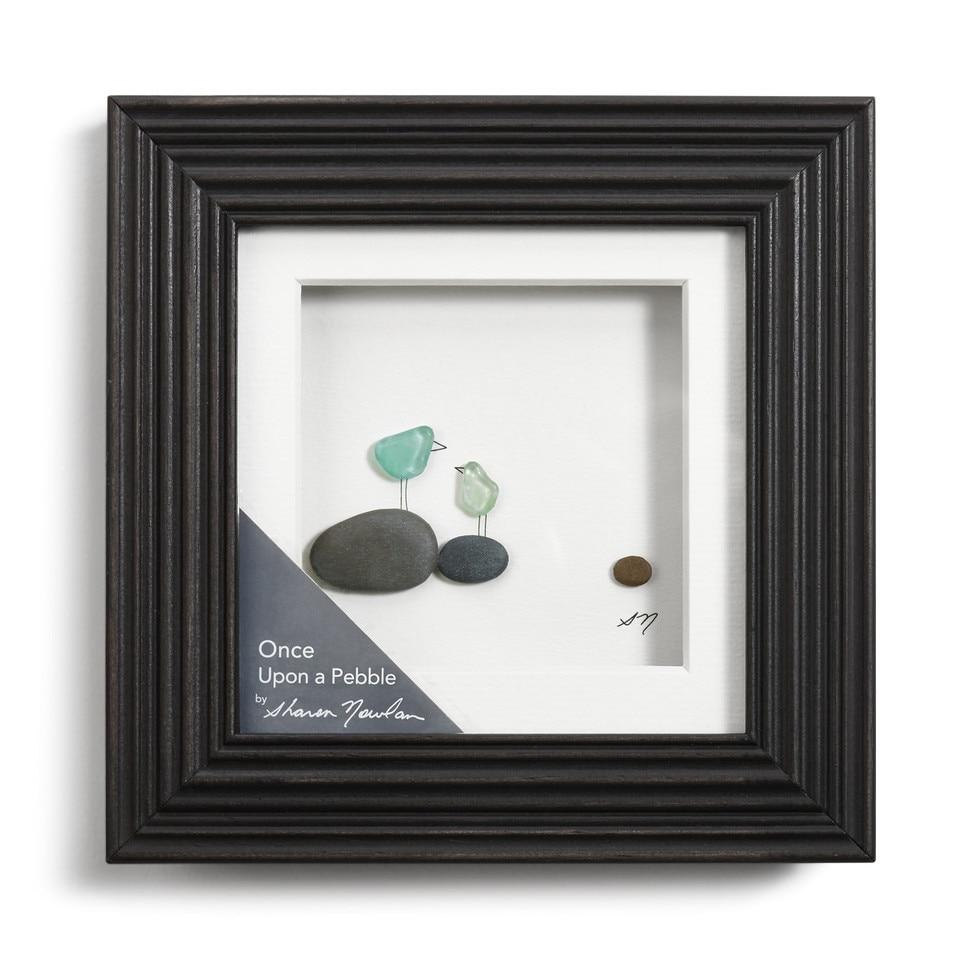 Once Upon a Pebble Wall Art Wall Art Demdaco