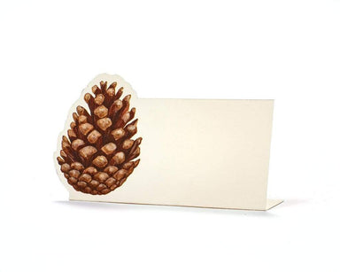 Pinecone Place Cards Placecards Hester and Cook