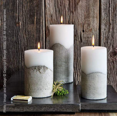 Pylon Pillar Candle Candle Design Ideas