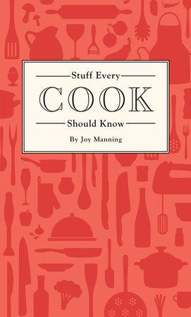 Stuff Every Cook Should Know Book Penguin Random House