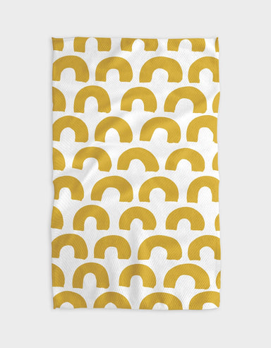 Sunny Hills Kitchen Tea Towel Tea Towel Geometry