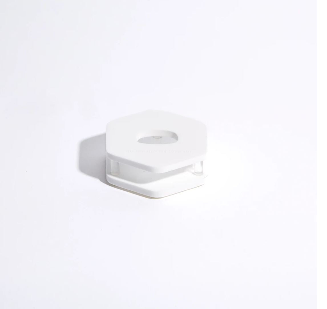 USB Candle Holder Stand Candle Lighter The USB Lighter Co. white