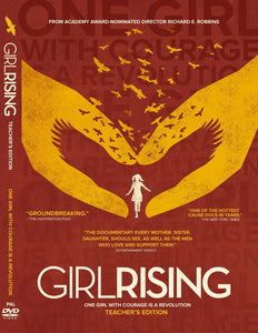 Girl Rising Educator's Edition DVD + License
