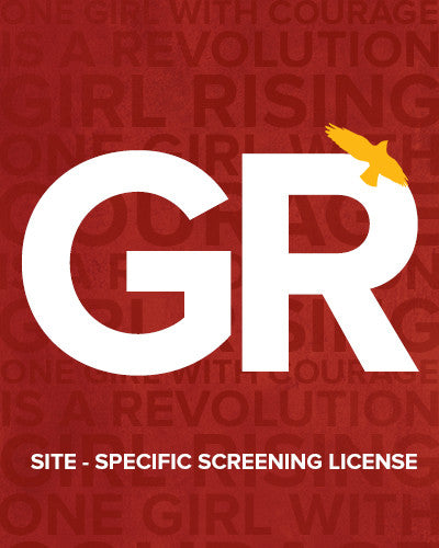 Site-Specific Screening License