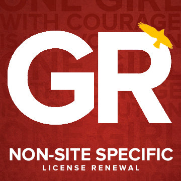Non-Site Specific Screening  License: Renewal