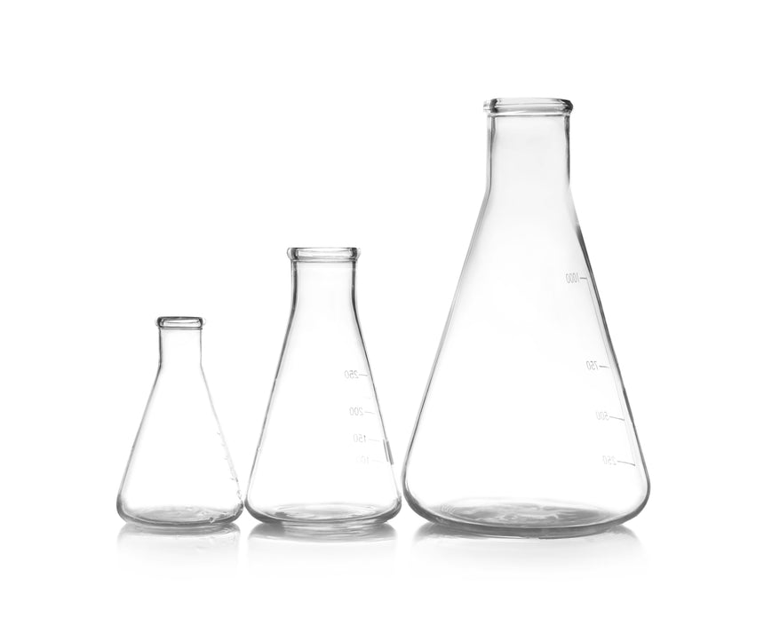 Matraces Erlenmeyer