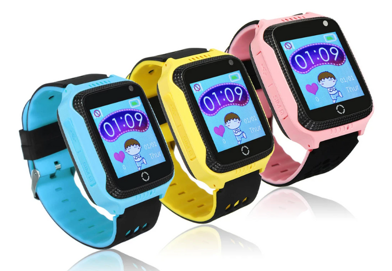 Hunters Creek™ Children Smart Watch Touch Screen Camera SOS Kid Watch Smartwatch Children