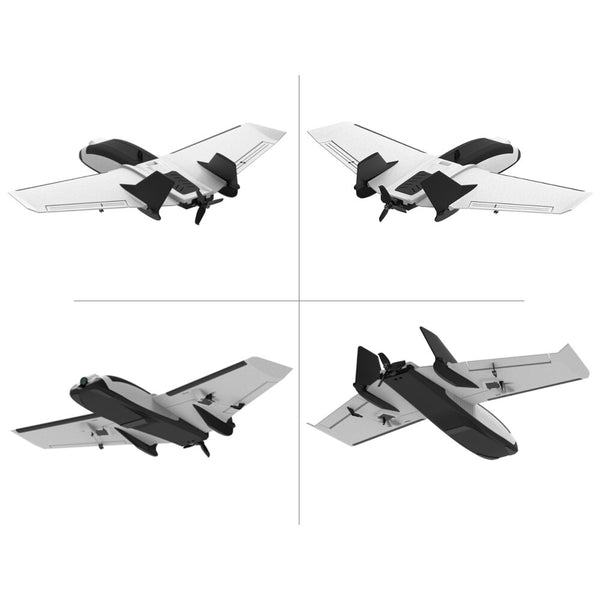 Wingspan Sweep Forward Wing Remote Control RC Airplane Planes Airplanes KIT Ready Version - Carolina Superstore
