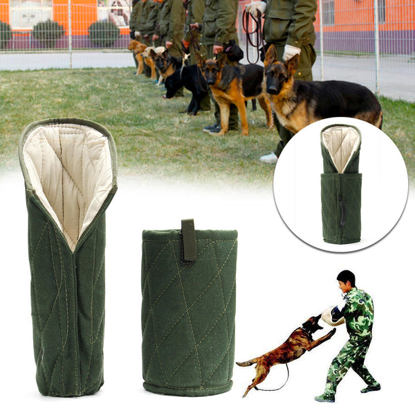 Walking Protect Dogs Bite Protection Arm Sleeve For Young Police Dog Pet Training - Carolina Superstore