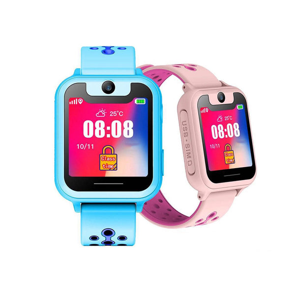 Hunters Creek™ Children Smart Watch Kids Watches Waterproof LBS Location SOS Camera Smartwatch Wearable Device - Carolina Superstore