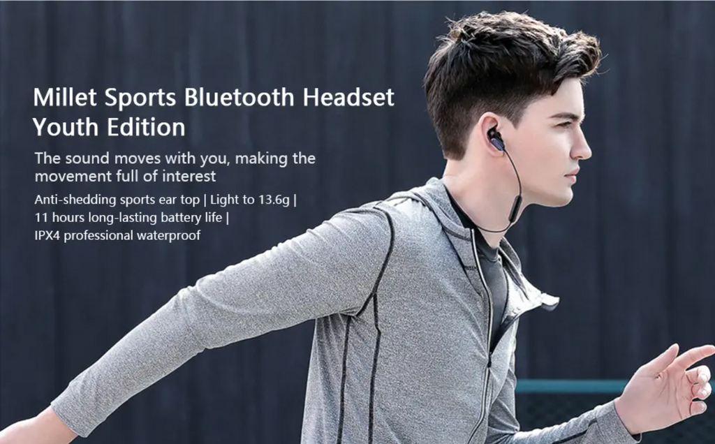 Hunters Creek™ Youth Wireless bluetooth Earphone Noise Cancelling Waterproof Sports Headphone with MEMS Mic - Carolina Superstore