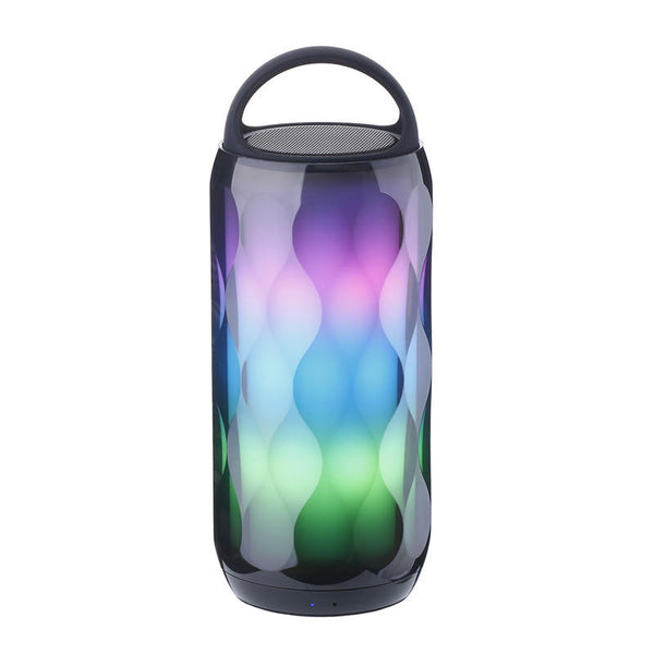 Hunters Creek™ Portable LED Colorful Wireless Bluetooth Audio Speaker Handsfree Best Bass Stereo Speakers - Carolina Superstore