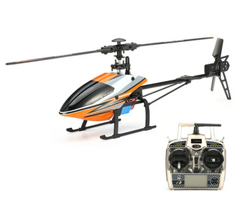 Hunters Creek™ WLtoys System Brushless Flybarless RC Helicopter RTF Flying Hobby Aircraft - Carolina Superstore