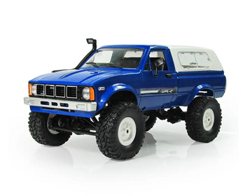 Hunters Creek™ Remote Control Hobby Shop 4WD Military Truck Buggy Crawler Off Road RC Car Toy - Carolina Superstore