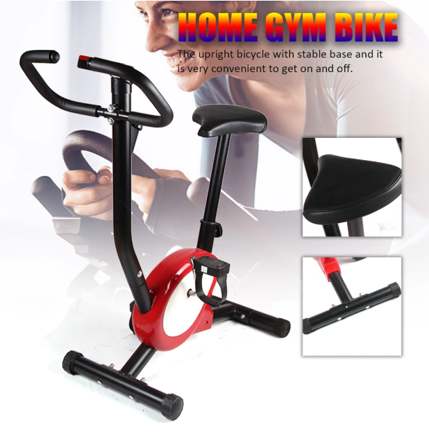 Hunters Creek™ Home Fitness Bicycle Spinning Bike Cardio Slimming Training Sports Cycling Exercise Tools - Carolina Superstore