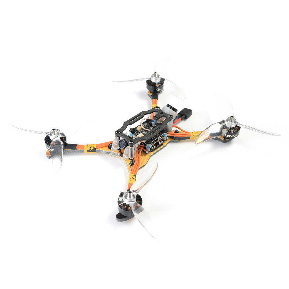 Diatone FPV Racing RC Drone Foxeer Predator with Camera - Carolina Superstore