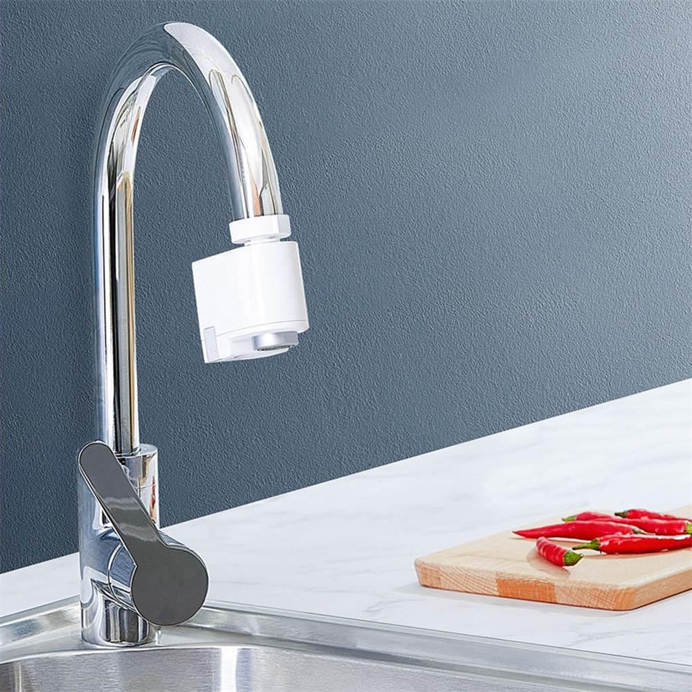 Water Saving Device Kitchen Bathroom Sink Faucet Automatic Sense Infrared Induction - Carolina Superstore