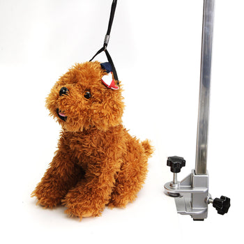 Foldable Portable Adjustable Arm Support For Pet Dog Grooming Bath Folding Table Desk - Carolina Superstore