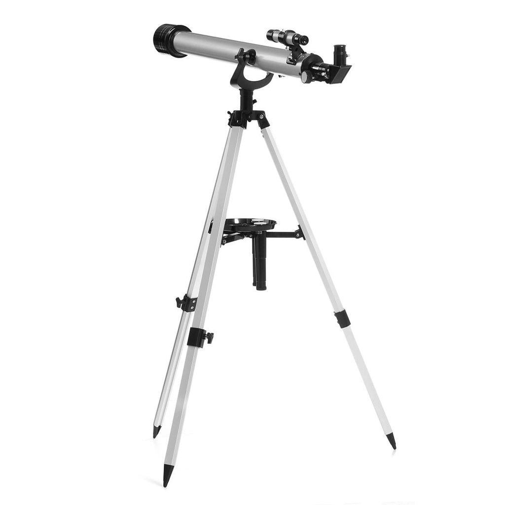 Hunters Creek™ High Magnification Astronomical Refractive Zooming Astronomy Telescope for Space Celestial Observation - Carolina Superstore