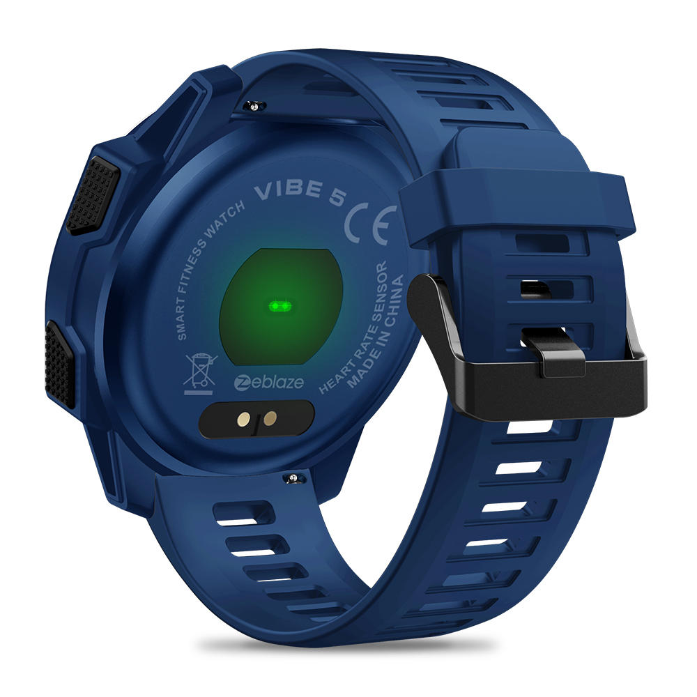 Hunters Creek™ Sport Smart Watch Heart Rate Monitor Full-round Color Display Target Setting Multi Modes The Time Keeper Timekeeper - Carolina Superstore