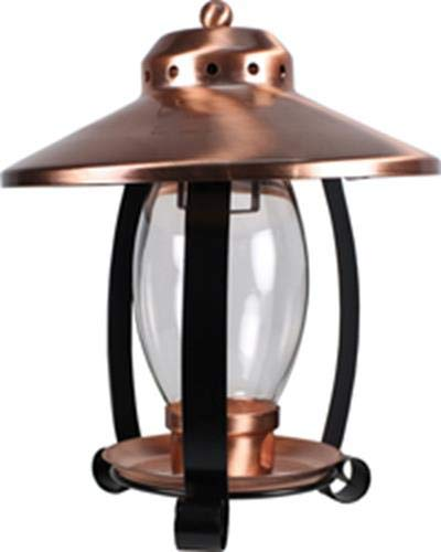 Woodlink Mini-Copper-Finish Lantern Wild Bird Squirrel Feeder - Carolina Superstore