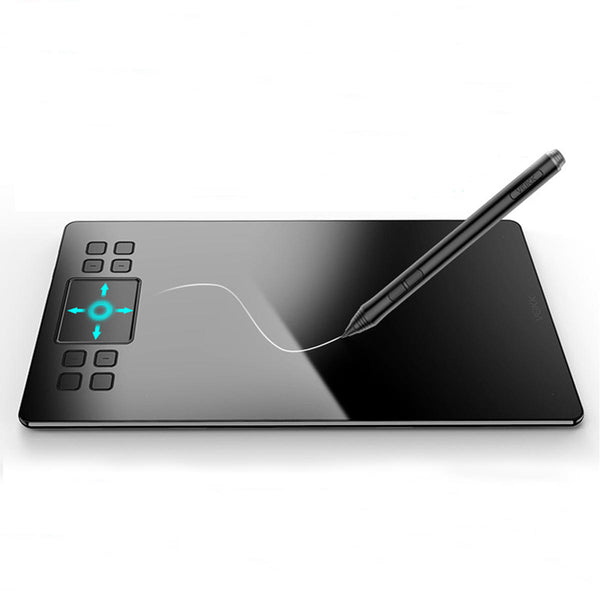 Graphics Drawing Tablet Digital Pen Tablet Levels Passive Pen Win Mac Board - Carolina Superstore